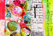 Art Journals/ Altered Books / by Lynda Wilson