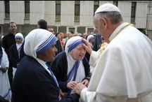 Get Involved / Your Catholic Voice Foundation's response to Pope Francis' call for 'Prayer and Action'