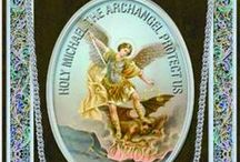 Patron Saint Medals / Comes with Story/Prayer Pamphlet
