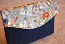 eReader Taschen / eReader Taschen aus japanischen Stoffen von NORIKO handmade
