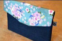 iPad Taschen / iPad Mini Taschen aus japanischen Stoffen von NORIKO handmade