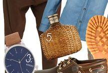 Abbigliamento Uomo / Una raccolta di collage da www.cometiveste.it