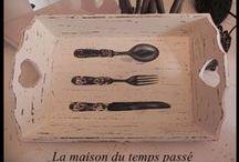 Côté patine / Meubles et objets patinés