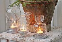 Côté bougies et photophores / Tout sur les bougies