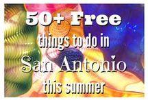 Visiting San Antonio!