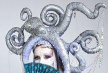 mood board - tentacles