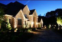 Landscape Lighting / Ideas for outdoor landscape lighting.