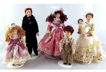 Dolls House People / Dolls house miniature dolls
