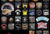 Back Colors / Patch MC Bikers / by Paky Ruspa