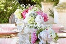 Table Setting/Centerpieces
