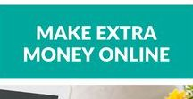 Extra Money Online / Make extra cash from home!