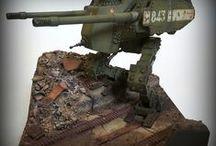 Dust Tactics KV-3