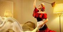 """Campanie """"Mai mult decât profesie. Pasiune"""" - Legătura dintre cameristele noastre și flamenco"""