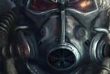 The Elder Scrolls and Fallout / Includes lore and other cool stuff.