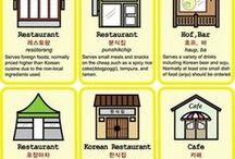 Korean Learning Things