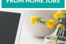 Part Time Work From Home Jobs / This board features part time work from home jobs that allow you to still work at home with the schedule you need!