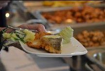 Restaurant / Gezellig bistro restaurant waar je heerlijk kunt eten, ook buiten op het terras. We serveren diverse gerechten bereid op onze Big Green Egg. Ook voor grotere gezelschappen hebben we geschikte ruimtes, private dining, buffetten, koffietafels en diners.