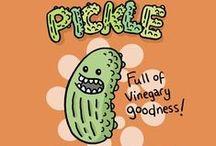 Pickles / Preserves / Jams