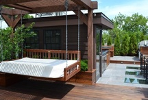 Outdoor Spaces  / Projects and Ideas That Will Complete and Add to Outdoor Spaces Making Them Unique and Cozy!