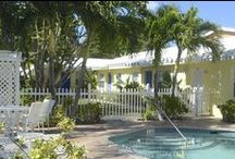 Bahama Beach Club / Tropical, well-maintained, quiet studio and one-bedroom apartments around a central pool make up this charming six-unit complex just two short blocks to our award-winning Blue Wave beach. Bahama Beach Club is nationally rated as a Superior Small Lodging, and is a White Glove Award winner. It is centrally located just 15 minutes north of Fort Lauderdale and 15 minutes south of Boca Raton.