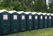 Gene's Johns Portable Toilets / http://genesjohns.com