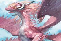 Bestiary - Fantastic Creatures / ...