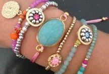 Jewelry bohémiens