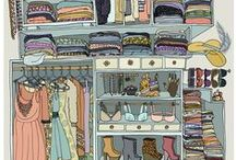 Clever Storage / by Sandra Blanding