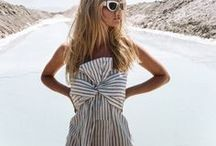 Spring-Summer Look / Classic looks for spring and summer