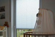 KINDERZIMMER / Tolle Fensterdeko für's Kinderzimmer   Verdunkelung am Fenster für einen besseren Schlaf   Sicht- und Sonnenschutz für ungestörtes Spielen - hier einige Kundenbilder vom Raumtextilienshop