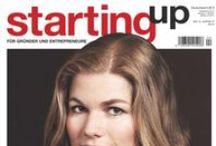 StartingUp-Cover / StartingUp - Cover-Seiten aus 10 Jahren