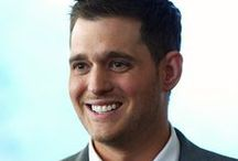 Michael Buble-because he needs his own board! / by Emily Gutierrez