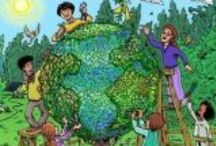 Earth Friendly / Caring for Earth--Every day is Earth Day!