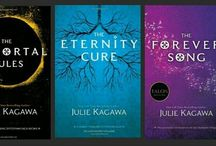 The Immortal Rules / The Immortal Rules ~ The Eternity Cure ~ The Forever Song  By Julie Kagawa