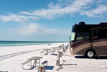 Family RVing Destinations / Great places to take your family on family RV trips.