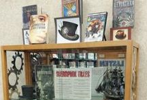Our Library Displays / Just a few of the displays you might find at Alamance County Public Libraries.