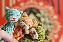 Crochets / takie tam słodkości szydełkowe