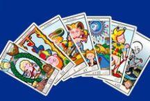 Cartas del Tarot / Ilustraciones basadas en las cartas del Tarot de Marsella