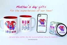 Mother's day gifts & more / Mothers are the beginning of ALL stories! Unique gifts for the superheroes of our lives! Our Moms!   Because every mother has her own exceptional story to celebrate!