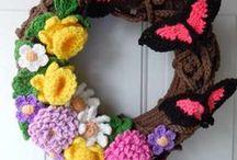 assessórios diversos de croche / by Elisabete DE  Oliveira