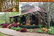 Moonshine Hill Inn / Visit Moonshine Hill Inn located in Historic Leipers Fork, TN