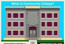Why Community College? / Information about the value of beginning an educational journey at a community college. / by Cleveland Community College