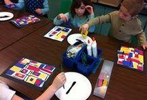 Art Teaching Ideas