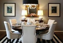 Dining Room Decorating / by Kerry Bates