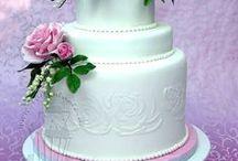 Torty svadobne / svadobne