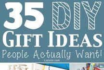 Gift: Ideas : DIY