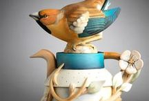 Whimsical and Treasured Teapots / by Pam King