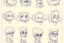 character design / Character designs