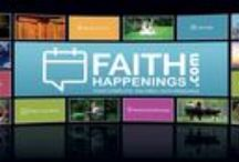What is FaithHappenings.com / The mission of FaithHappenings.com is to inform, enrich, inspire, and mobilize Christians and churches while enhancing the unity of the local Christian community so they can better serve the needs of the people around them.