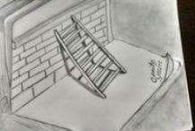 Aprendiendo a Dibujar - Inicio y Avances.- / Inicio y Avances